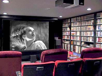 Sistema de home theater